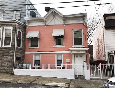 North Bergen Single Family Home For Sale: 1403 14th Street