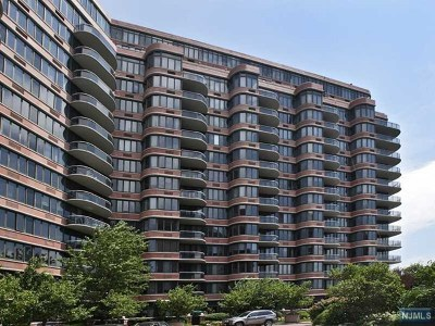Cliffside Park Condo/Townhouse For Sale: 100 Winston Drive #7g-N