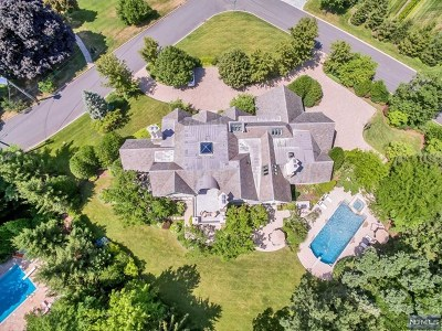 Tenafly Single Family Home For Sale: 1 Hastings Drive