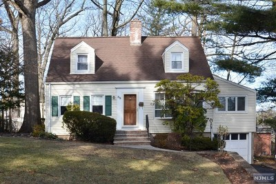 Cresskill Single Family Home For Sale: 85 Lexington Avenue