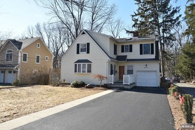Park Ridge Single Family Home For Sale: 57 Fairview Avenue