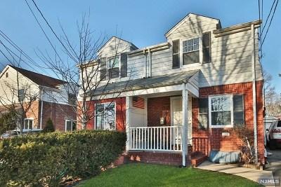 Leonia Single Family Home For Sale: 117 Moore Avenue