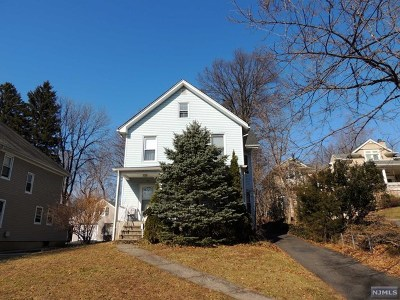 Tenafly Single Family Home For Sale: 35 Norman Place