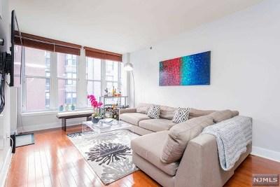 Hoboken Condo/Townhouse For Sale: 1125 Maxwell Lane #550