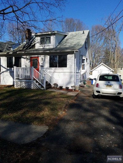 Tenafly Single Family Home For Sale: 165 Highwood Avenue
