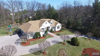 Cresskill Single Family Home For Sale: 87 Eisenhower Drive
