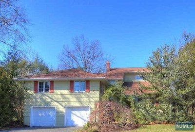 Tenafly Single Family Home For Sale: 25 Evergreen Place