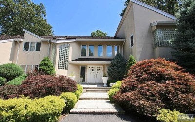 Cresskill Single Family Home For Sale: 172 Truman Drive