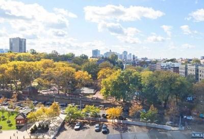 Hoboken Condo/Townhouse For Sale: 1100 Maxwell Lane #903