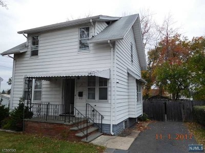 Saddle Brook Single Family Home For Sale: 113 Franklin Avenue