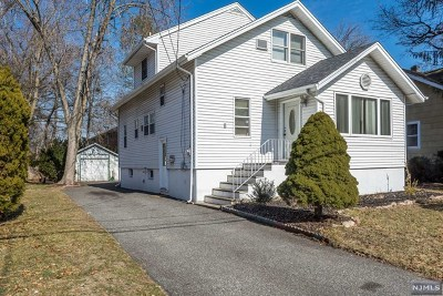 Tenafly Single Family Home For Sale: 9 Lindley Avenue