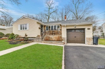 New Milford Single Family Home For Sale: 555 Columbia Street