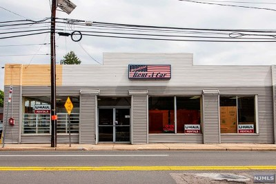 Teaneck Commercial For Sale: 1187 Teaneck Road