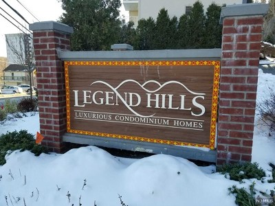Edgewater Condo/Townhouse For Sale: 31 Legend Hills Drive
