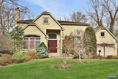 Tenafly Single Family Home For Sale: 67 Edgewood Street