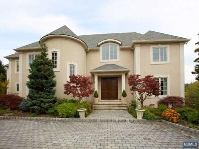 Cresskill Single Family Home For Sale: 5 Huyler Landing Road