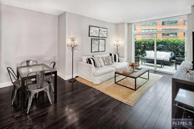 Hoboken Condo/Townhouse For Sale: 1100 Maxwell Lane #410