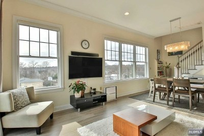 Tenafly Condo/Townhouse For Sale: 3301 The Plaza