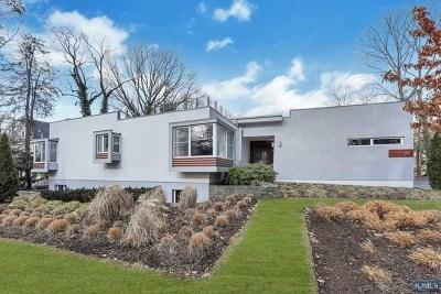 Tenafly Single Family Home For Sale: 99 East Clinton Avenue