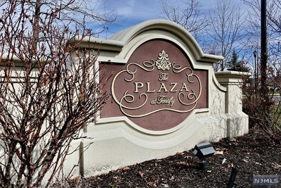 Tenafly Condo/Townhouse For Sale: 3112 The Plaza