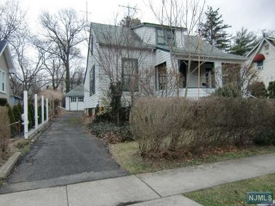 Englewood Single Family Home For Sale: 315 Mary Street