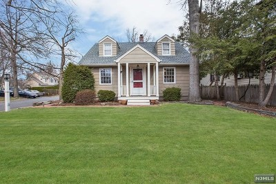 New Milford Single Family Home For Sale: 313 Henley Avenue
