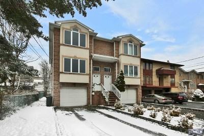 Cliffside Park Condo/Townhouse For Sale: 745 West End Avenue