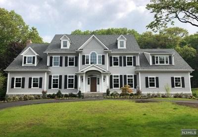 Ho-Ho-Kus Single Family Home For Sale: 115 Jacquelin Avenue