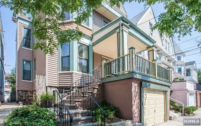 Weehawken Single Family Home For Sale: 50 Fulton Street