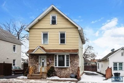Little Ferry Single Family Home For Sale: 10 Washington Avenue