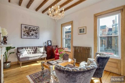 Jersey City Single Family Home For Sale: 267 Ogden Avenue