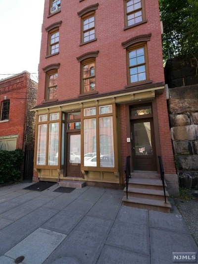 Jersey City Condo/Townhouse For Sale: 93 Erie Street #1