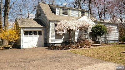 Cresskill Single Family Home For Sale: 27 Morningside Avenue