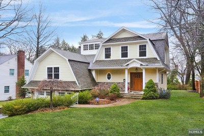 Tenafly Single Family Home For Sale: 28 Country Club Road