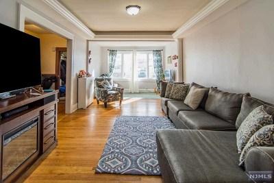 Cliffside Park Single Family Home For Sale: 451 Lawton Avenue