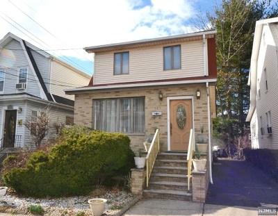 Cliffside Park Single Family Home For Sale: 505 Oregon Avenue