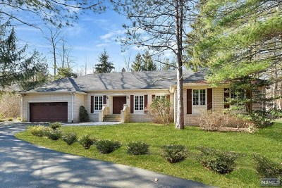 Franklin Lakes Single Family Home For Sale: 756 Ryerson Road