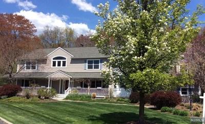 Glen Rock Single Family Home For Sale: 274 Dunham Place