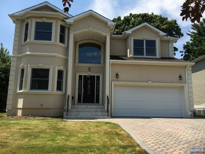 Paramus Single Family Home For Sale: 397 Chestnut Street