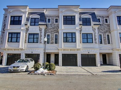 Edgewater Condo/Townhouse For Sale: 28 Marquis Court