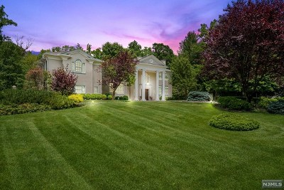 Tenafly Single Family Home For Sale: 249 Churchill Road