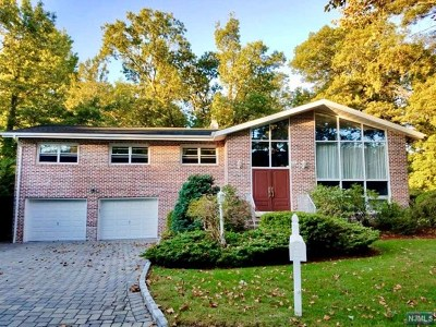 Englewood Cliffs Single Family Home For Sale: 34 Connor Drive