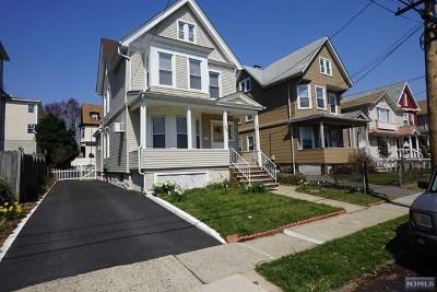 Hudson County Single Family Home For Sale: 209 Beech Street