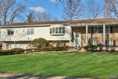 Paramus Single Family Home For Sale: 277 Columbia Terrace