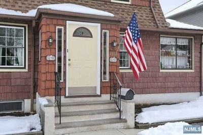 Hackensack Single Family Home For Sale: 88 South Prospect Avenue