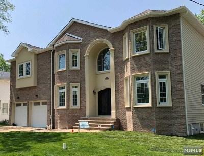 River Edge Single Family Home For Sale: 177 Mohawk Drive