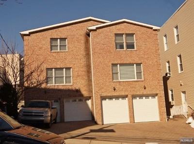 Cliffside Park Condo/Townhouse For Sale: 189 Cliff Street #D
