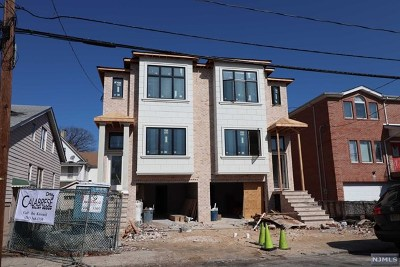 Cliffside Park Condo/Townhouse For Sale: 387 Lincoln Avenue #B