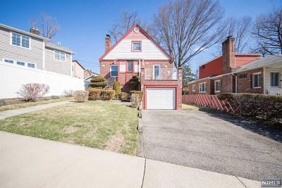 Cliffside Park Single Family Home For Sale: 60 Cecelia Avenue