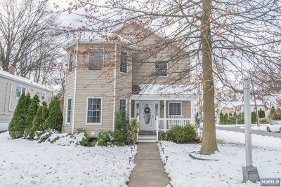 Cresskill Single Family Home For Sale: 140 6th Street